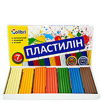 Пластилин Мицар 7 цветов