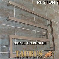 Дизайнерский полотенцесушитель из н/ж стали Phyton 7 / 800мм