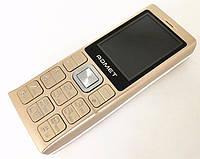 Мобильный телефон ADMET k3000 на 3 сим-карты с тремя Sim + фонари