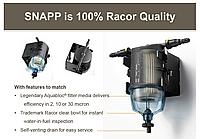 Продажа и установка фильтр сепаратор RACOR SNAPP