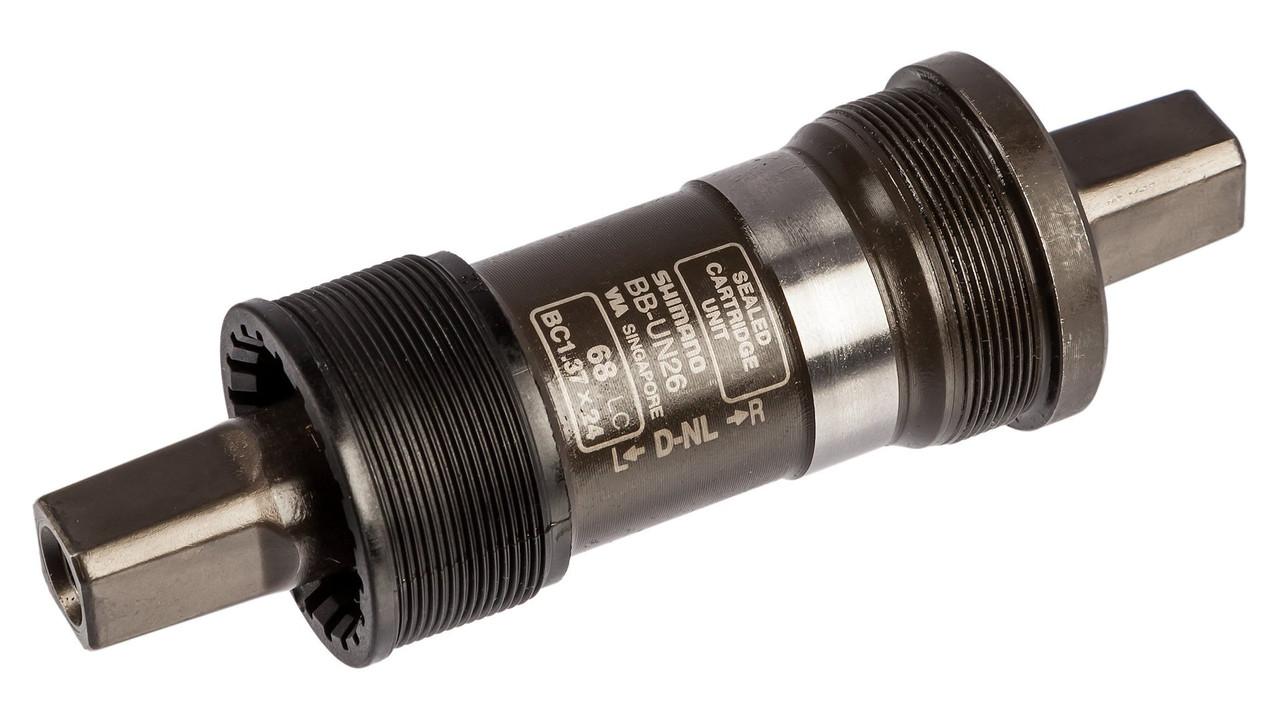 Картридж в каретку Shimano BB-UN26 127,5/68 mm
