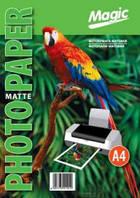Фотобумага Magic A4 double Glossy/Matte Paper 250g