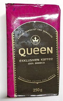 Кофе молотый Queen Exklusiven Kaffee 100% arabica, фото 2
