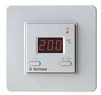 Комнатный терморегулятор для инфракрасных панелей и конвекторов terneo vt