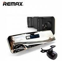 Видеорегистратор-зеркало REMAX CX-03 2 камеры