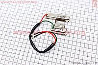 Резистор с проводом двойной 5 Ом / 5,9 Ом  на скутер 4 т 50- 100 сс