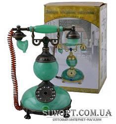 Зажигалка сувенирная рэтро телефон №0661