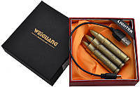 Подарочная USB зажигалка пуля №4518