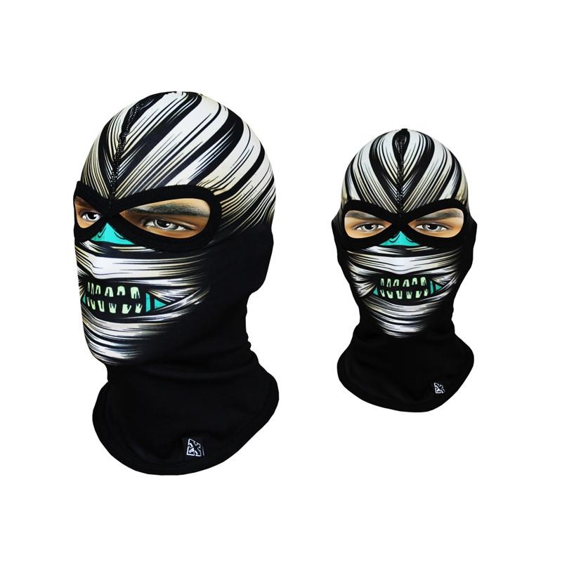 Балаклава з черепом Rough Radical Subscull (original), маска, підшоломник