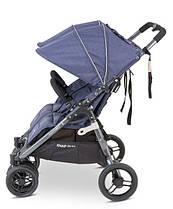 Детская прогулочная коляска для двойни Valсo Baby Snap Duo, фото 3