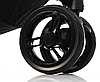 Прогулочная коляска для двойни Valсo Baby Snap Duo Denim, фото 5