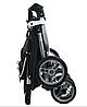 Прогулочная коляска для двойни Valсo Baby Snap Duo Denim, фото 6