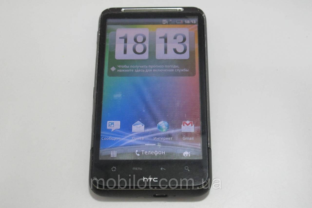 Мобильный телефон HTC Desire HD (A9191) Brown  (TZ-1208B)