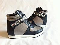 ботинки сникерсы на девочку 34-38
