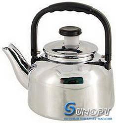 Зажигалка сувенирная чайник (острое пламя) №1776