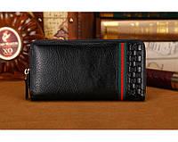Женский кошелек Gucci (306705) black