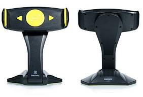 Держатель Remax Car Holder RM-C16 для планшета (black-yellow)