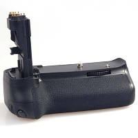 Батарейный блок (бустер) Meike MK-60d Premium для Canon 60d (аналог Canon BG-E9), фото 1