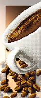 Схемы для вышивки бисером на габардине, размер 11х26 см