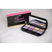 Тени Chanel 8 цветов Sheer Eye Shadow ( Шанель )