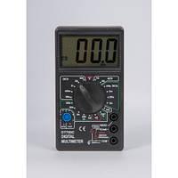 Многофункциональный мультиметр (тестер) цифровой DT-700C. Электроприбор с ЖК дисплеем. Не дорого. Код: КГ180