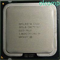 Intel Core 2 Duo E7600 (SLGTD, 3M Cache, 3.06 GHz, 1066 MHz FSB)