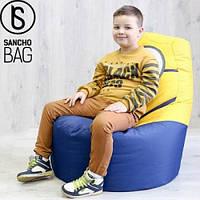 Детское бескаркасное кресло Миньон  L