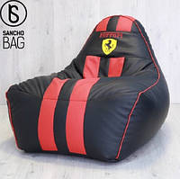 Кресло-мешок Ferrari Sport с логотип