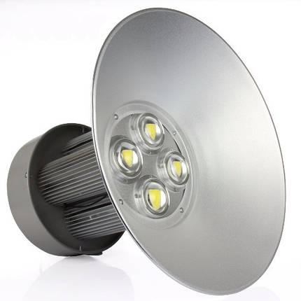 Светодиодный промышленный светильник купольный  Highbay SL-200/WW 200W 3000K IP65 Код.57036, фото 2