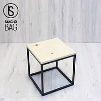 Loft Стол металл/дерево