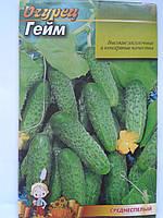 Семена Огурец  Гейм 10г,/гигант/ ТМ Урожай