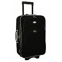 Чемодан сумка 773 (небольшой) черный (распродажа)
