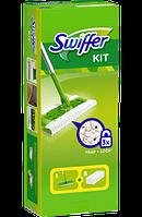 Swiffer Bodenstab S.Set+8Tücher - набор для уборки пыли на полу, 1 шт