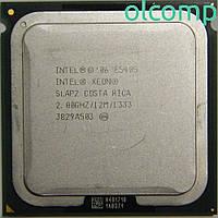 Intel Xeon E5405 (SLAP2, 12M Cache, 2.00 GHz, 1333 MHz FSB) +перехідник