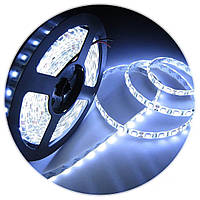 LED лента LEDEX 12V SMD5050 60led/m 14,4W IP20 6500K невлагозащищеная Double PCB