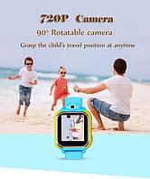 Новинка! Детские часы с GPS трекером Q200 с камерой и 3G