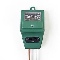 Измеритель уровня PH / Освещения / влажности почвы 3 в 1