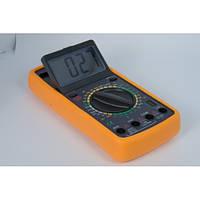 Профессиональный точный мультиметр (тестер) цифровой DT-9208A. Отличное качество. Доступная цена. Код: КГ181