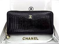 Женский кошелек Chanel (ch 9049) black