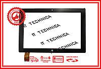 Тачскрин 255x169mm 61pin FPC-FC101JS124-03 Черный