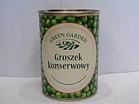 Горошок зелёный Green Garden 400г