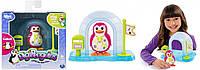Фигурка пингвина Digi с иглу- Алекс (интерактивный).