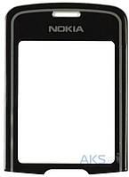 Стекло для Nokia 8600 Luna Black