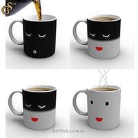 """Магическая чашка - """"Morning Mug"""" - Керамика!"""