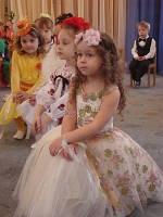 Карнавальный костюм цветочницы, цветочница прокат, фото 1