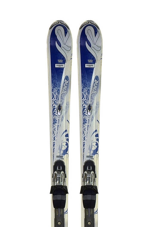 Лыжи K2 Tnine Blue АКЦИЯ -32% , фото 2