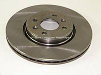Передний тормозной диск (280x24) на Рено Лоджи 2012-> (c ESP) MAXGEAR (Польша) 190803