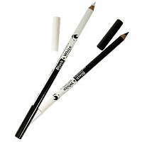 Двухцветный карандаш-подводка для глаз