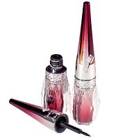 Водостойкая подводка с твердой кисточкой Pink Crystal
