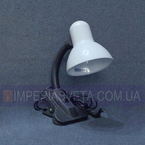 Ученическая настольная лампа IMPERIA прищепка LUX-414260